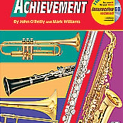 Accent on Achievement, Bk 2 Tenor Sax