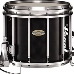 Pearl Championship 13 X 11 Marching Snare Carbon Ply w/ carrier