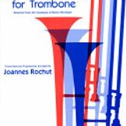 Melodious Etudes for Trombone Bk 1/CF