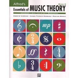 Essentials of Music Theory Bk 3