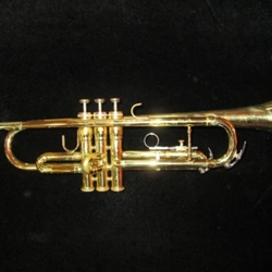 Bach Trumpet Used