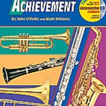Accent on Achievement, Book 1 [Percussion Snare Drum, Bass Drum & Accessories]