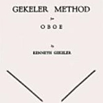 Gekeler Method for Oboe, Book II [Oboe]