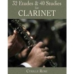32 Etudes & 40 Studies for Clarinet [Clarinet]