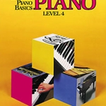 Bastien Piano Basics: Piano, Level 4
