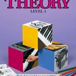 Bastien Piano Basics: Theory, Level 1