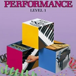 Bastien Piano Basics: Performance, Level 1