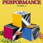 Bastien Piano Basics: Performance, Level 4