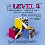 Bastien Piano Basics: Accompaniment CD, Level 2
