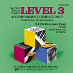 Bastien Piano Basics: Accompaniment CD, Level 3