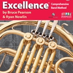 Tradition of Excellence: Horn in F Book 1