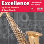 Tradition of Excellence: Tenor Sax Book 1