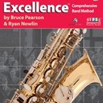 Tradition of Excellence: Alto Sax Book 1