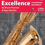Tradition of Excellence: Bari Sax Book 1