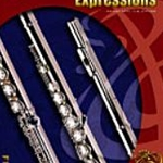 Band Expressions: Flute Book 2 w/ CD