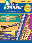 Accent on Achievement: Baritone (T.C.), Book 1