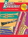 Accent on Achievement: Alto Sax, Book 2