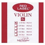 Red Label 1/16 Violin Set