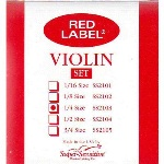 Red Label 1/4 Violin Set