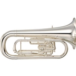 "Yamaha Marching Euphonium; Key if Bb; Convertible; .571"" Bore"