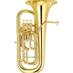"Yamaha Professional NEO Bb Compensating Euphonium; Key of Bb/F; 0.591-0.661"" dual bore"