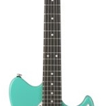 G & L Tribute Fallout Mint Green