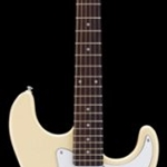 G&L Tribute S500 Vintage White