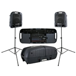 Peavey Escort 3000 Packaged Powered Portable PA system/NO STAND