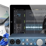 Presonus iTwo Package (interface, mic, cables & headphones)